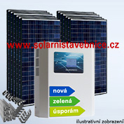 Fotovoltaický ohřev vody 2kW