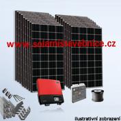 Elektrárna s výkonem 3,43kW