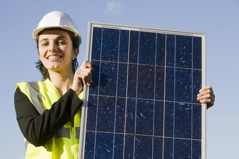 Solární panely zelená úsporám
